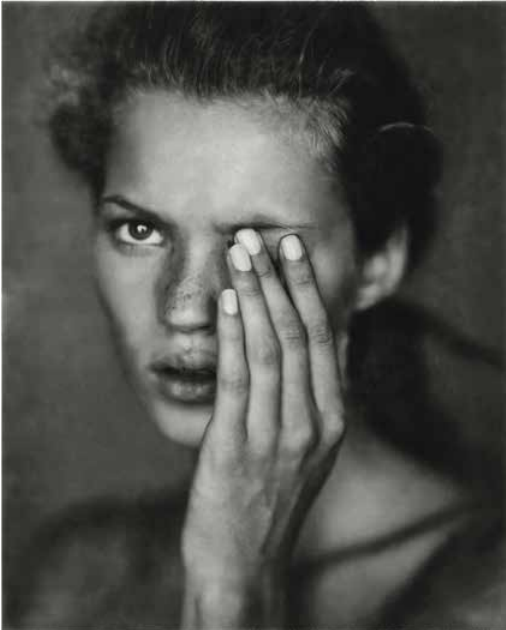 Kate, New York 1993 (for Harper's Bazaar) ©PAOLO ROVERSI